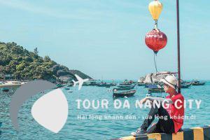 Du lịch bụi Cù Lao Chàm bằng cách nào
