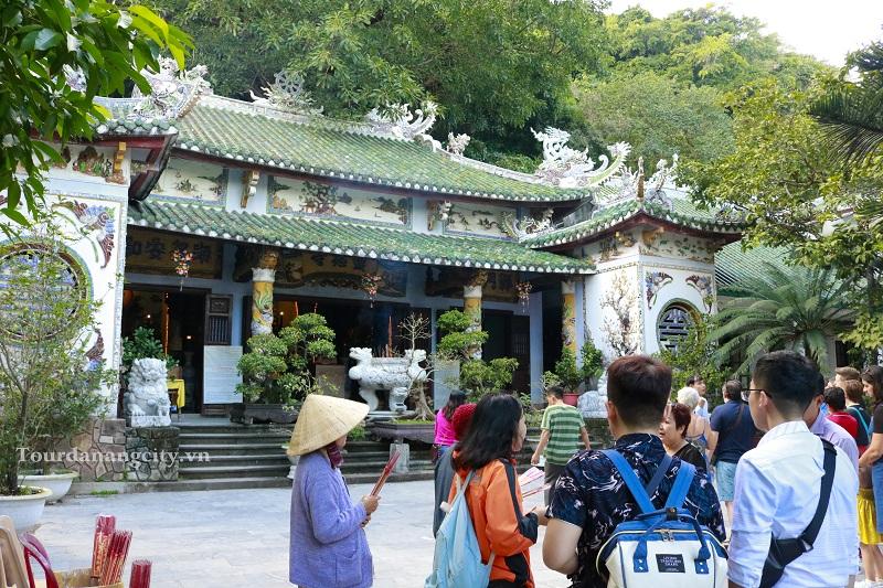 chùa tam thai non nước